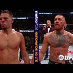 UFC 202: Conor McGregor and Nate Diaz Octagon Interviews
