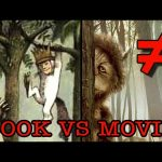 Where the Wild Things Are – What's the Difference?