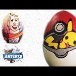 Celebrity Easter Eggs – AWEMe Artists