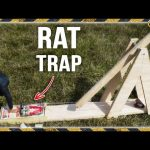 Rat Trap Trebuchet
