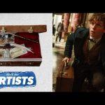 REAL LIFE Muggle Proof Suitcase – AWEMe Artists
