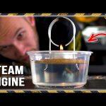 Simple Steam Engine