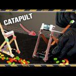 Tic Tac Catapult