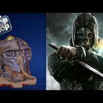 Corvo Mask – Dishonored – DIY PROP SHOP