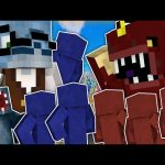 Minecraft – EVIL CLAY ARMY! – Squiddy's Adventures! [5]