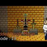 Minecraft MSP Episode 13 – ماين كرافت موديد سنقل بلاير الحلقة 13