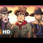 Toonstone (2015) – Gunslinging Practice Scene (3/10) | Movieclips