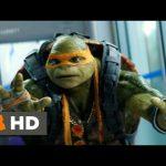 Teenage Mutant Ninja Turtles 2 (2016) – NYPD Escape Scene (6/10) | Movieclips