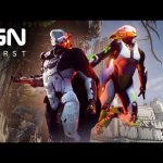 Anthem: 15 Minutes of Lost Arcanist Gameplay (Interceptor, Storm, Colossus) – IGN First